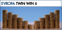 Evropa Twin Win 6 - v úpisu do 17.07.2017!